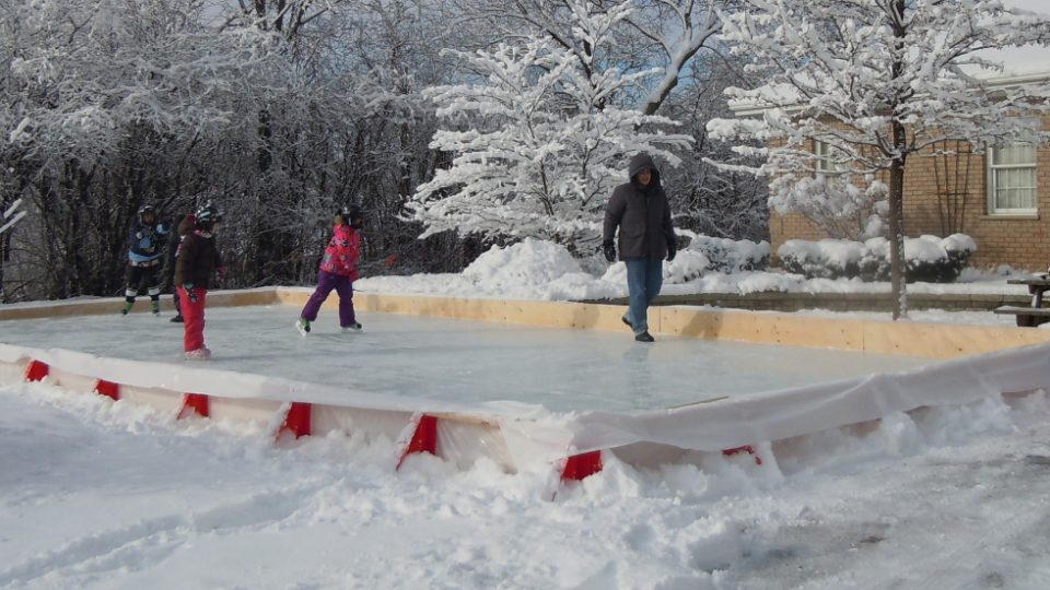 When to install your rink