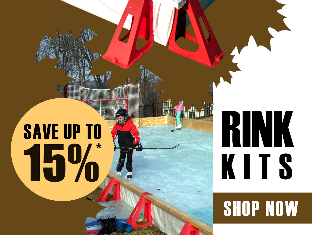 Ice N'Go Rink Kit Sale