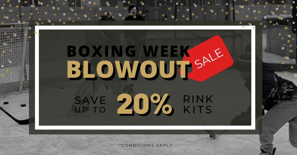 Ice N'Go Boxing Week Sale